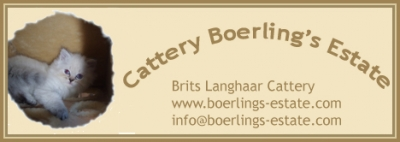 Cattery Boerling's Estate